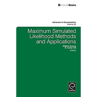 Maximum Simulated Likelihood Methods and Applications by Greene & William