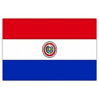 Vlag van 3 Ft X 5 Ft (90 X 150 cm) - Paraguay