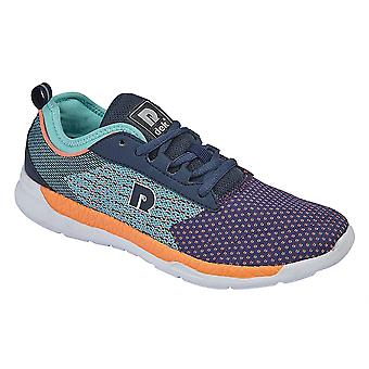 Ladies Womens Trainers Memory Foam Lace Up Lightweight Running Walking Shoes
