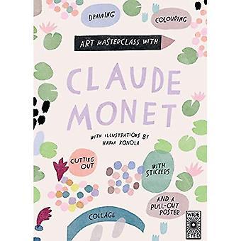 Art Masterclass with Claude� Monet (Art Masterclass)