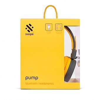 thumbsUp Pump Bluetooth Headphones