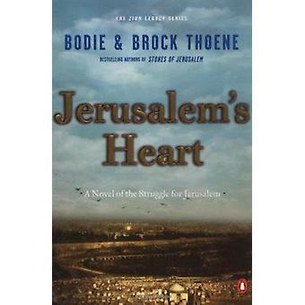 Jerusalem's Heart by Brock Thoene - Bodie Thoene - 9780142000380 Book
