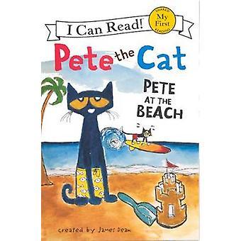 Pete at the Beach by James Dean - James Dean - 9780606318105 Book