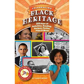Celebrating Black Heritage - 20 Days of Activities - Reading - Recipes