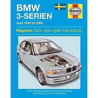 BMW 3-Series Service and Repair Manual - 9780857339287 Book