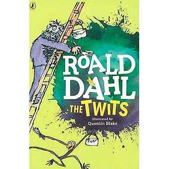 The Twits by Roald Dahl - Quentin Blake - 9781417786183 Book