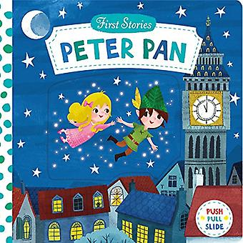 First Stories - Peter Pan by Miriam Bos - 9781626869028 Book