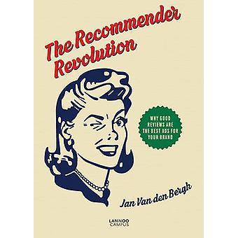 The Recommender Revolution by Jan Van den Bergh - 9789401403573 Book