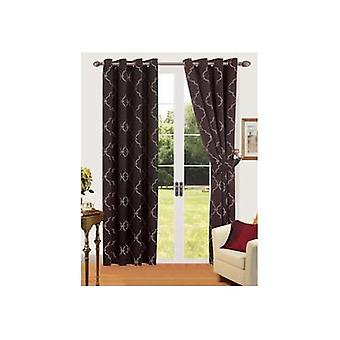Comfort Collection Eyelet Curtain - Riad
