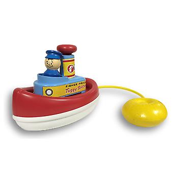 Fisher Price Classic Toys fröhliches Boot mit Ton