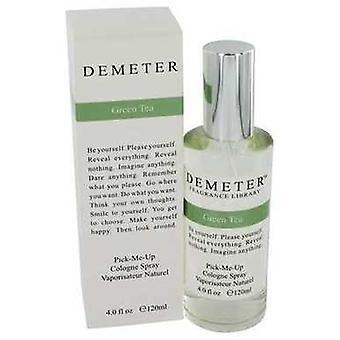 Demeter Green Tea By Demeter Cologne Spray 4 Oz (women) V728-426473