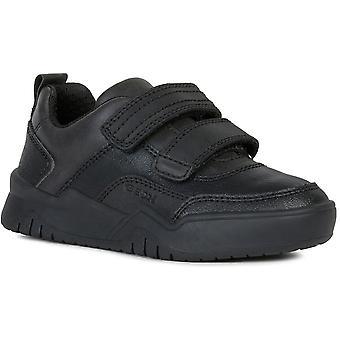 Geox Boys Perth School buty czarne