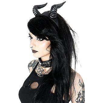 Restyle - beleth horns - gothic head band