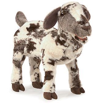 Hand Puppet - Folkmanis - Goat Screaming New Toys Soft Doll Plush 3112