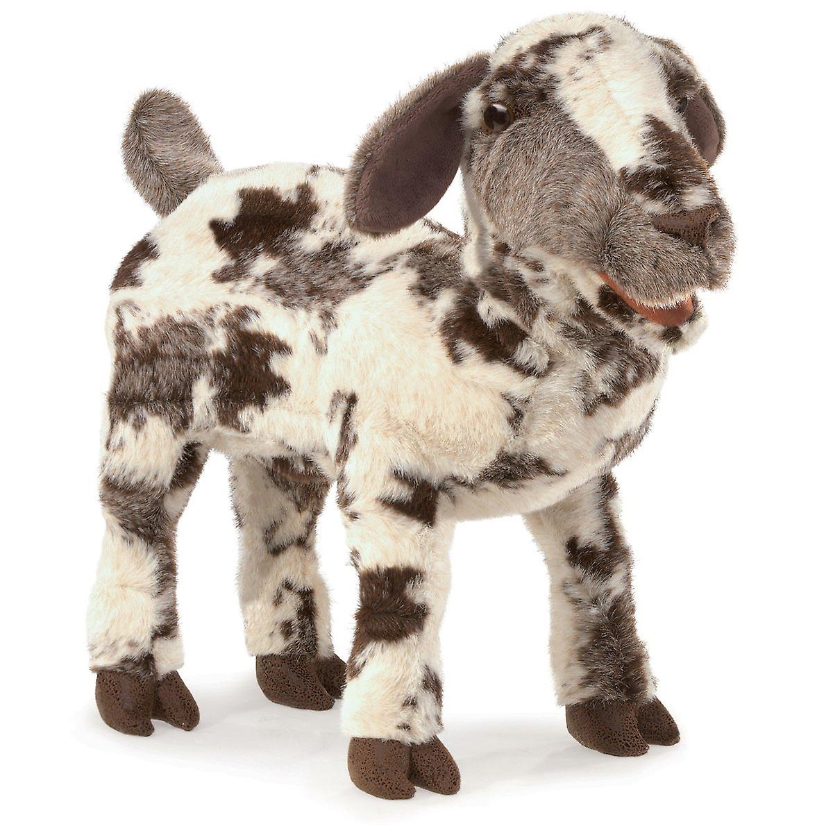 Hand Puppet - Folkhommeis - Goat Screaming nouveau Toys Soft Doll Plush 3112