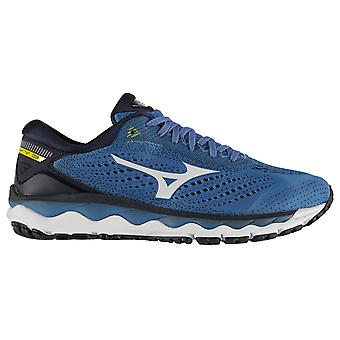 Mizuno Womens Wave Sky 3 Mens Running Sports Shoes Trainers Sneakers Shoes