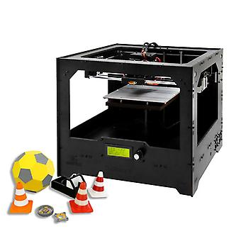 Geeetech duplicator 5 diy 3d printer kit - 0.1mm high-precision printing, wide filament range, large building volume, g-code
