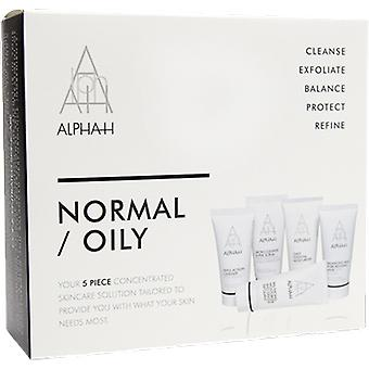 Alpha H Skin Solution Kit for Normal/Oily Skin