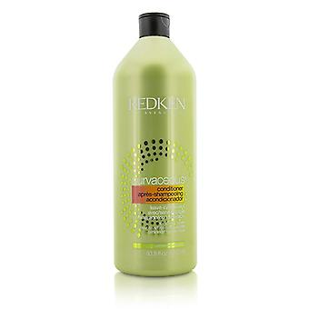 Redken Curvaceous Conditioner - Leave-In/Rinse-Out (For All Curl Types) 1000ml/33.8oz