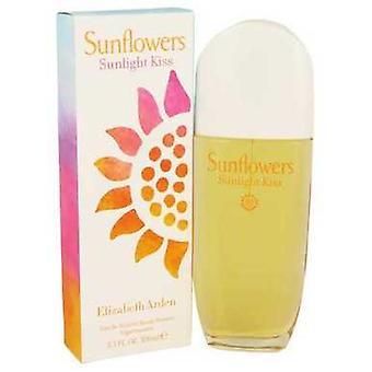 Sunflowers Sunlight Kiss By Elizabeth Arden Eau De Toilette Spray 3.4 Oz (women) V728-539878