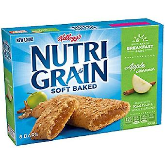 Nutri Grain Soft Baked Apple Cinnamon Breakfast Snack Bars