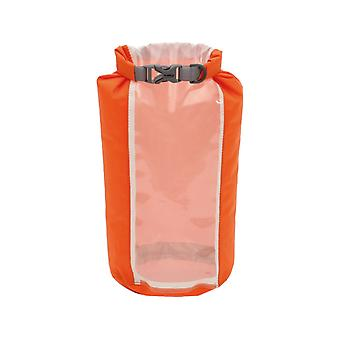Exped Clear vista Fold Drybag Orange (3L)