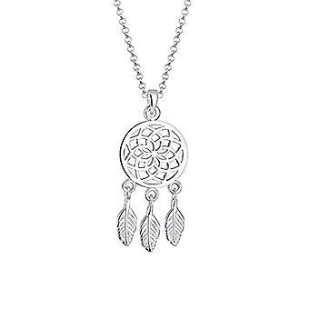 Elli Silber Damen Anhänger Halskette 925 0105391016_45