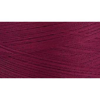Natural Cotton Thread Solids 3,281yd-Burgundy 3000C-2833