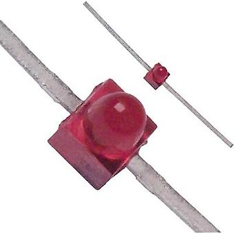 LED wired Red Circular 1.9 mm 1.8 mcd 90 ° 30 mA 1.6 V Avago Technologies