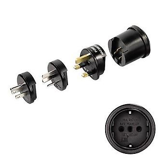 Travel adapter Globetrotter Hama 00047762