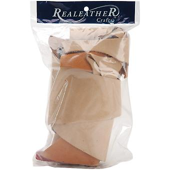 Suede Trim Scrap Bag 8oz-Assorted BDL050