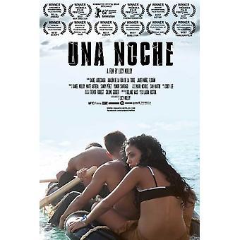 UNA Noche film affisch Skriv (27 x 40)