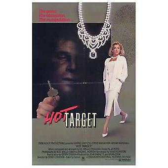 Hot Target Movie Poster (11 x 17)