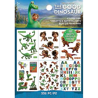 Disney Sticker Pad 18 Sheets-The Good Dinosaur E5330025