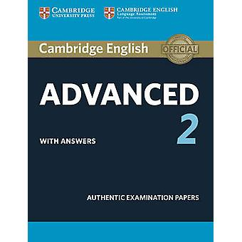 Cambridge English Advanced 2 Students Book with Answers