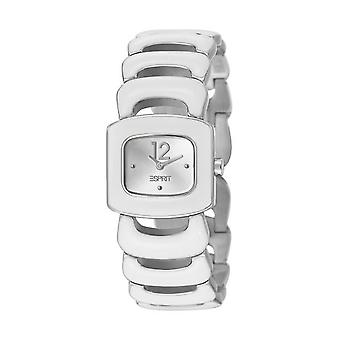 ESPRIT ladies watch bracelet watch Chico White stainless steel Silver ES105462002