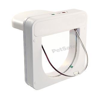 Petsafe mikrochip Petporte kat Flap hvid