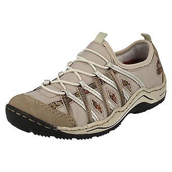 Las señoras Rieker Casual Zapatos L0563
