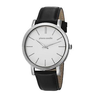 Pierre Cardin mens watch orologio da polso in pelle Bonne Nouvelle PC106511F01