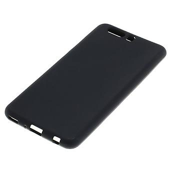 Mobile case TPU protective bumper shell for Huawei P10 plus black case