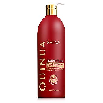 Kativa Quinoa 1000 Ml conditioner. (Woman , Hair Care , Conditioners and masks)