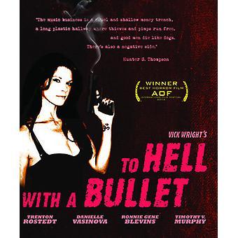 Til helvede med en kugle [Blu-ray] USA import