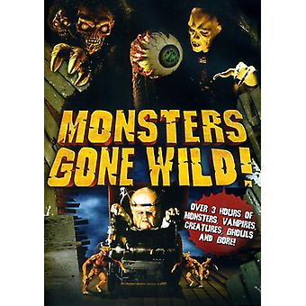 Importación de monstruos USA Gone Wild [DVD]