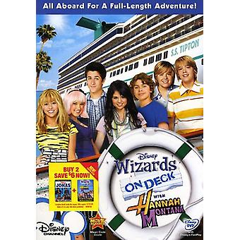 Wizards on Deck [DVD] USA import