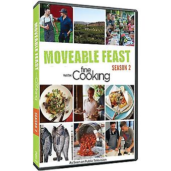 Moveable Feast with Fine Cooking - Season 2 [DVD] USA import