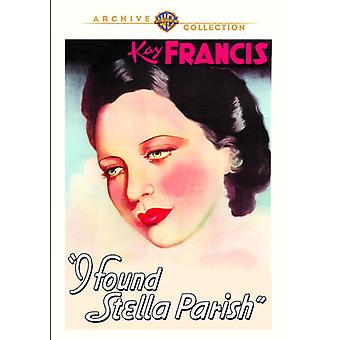 Found Stella Parish [DVD] USA import