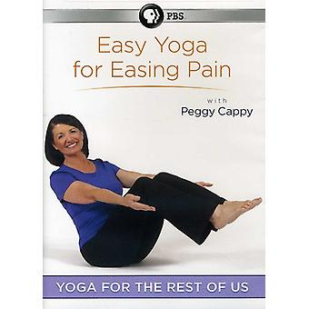 Yoga for the Rest of Us: Easy Yoga for Easing Pain [DVD] USA import