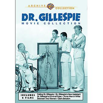 Dr. Gillespie Film Collection [DVD] USA import
