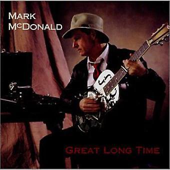 Mark McDonald - import USA wielkie długi czas [CD]