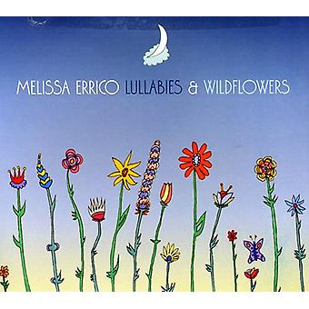 Melissa Errico - vuggeviser & Wildflowers [CD] USA import